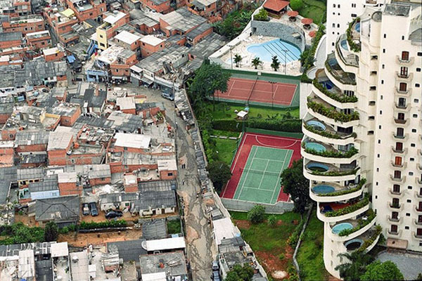 The Wealth of Nations and Neighborhoods Rich vs Poor